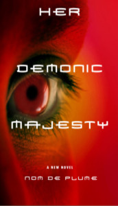 Her Demonic Majesty Cover (Old)