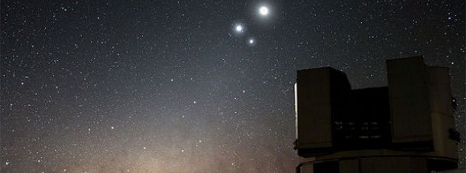 {2013 Sky Observer Guide} Triple Conjunction of Planets