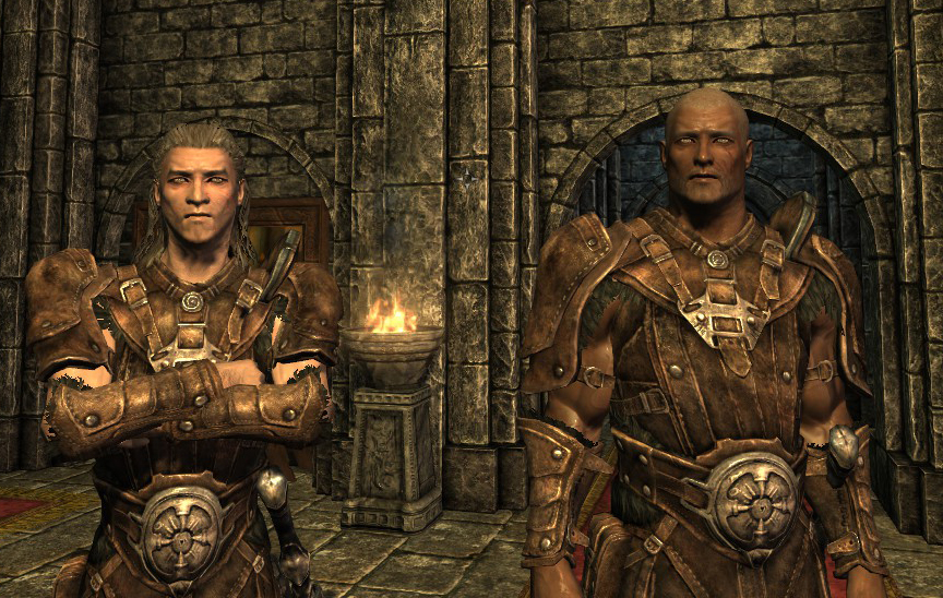 The Silver-Eye Brothers - Nord Male Followers - WIP at Skyrim Nexus